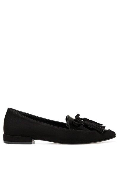 ZELA2 Siyah Kadın Loafer Ayakkabı 101026035