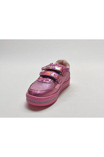 Kız Çocuk Pembe Sneaker