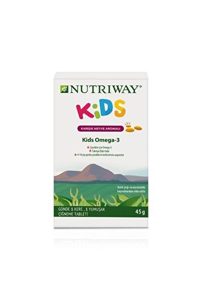 Nutriway Kids Omega-3 30 Kapsül