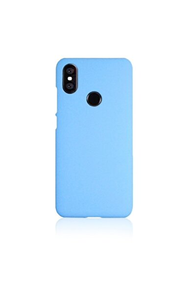 Teleplus P20 Lite Soft Touch Silikon Kılıf Mavi