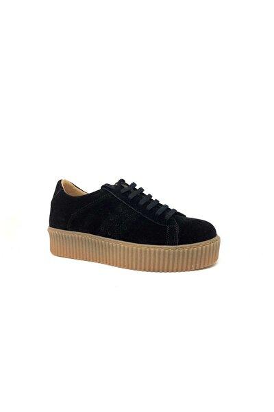 Unisex Taba-Camel Sneaker Spor Ayakkabı 7590