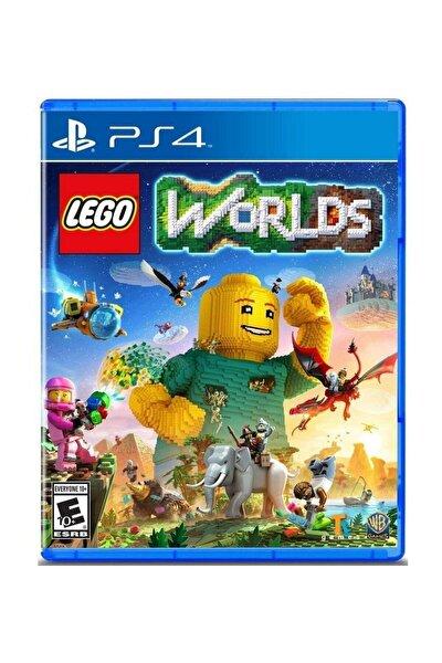 Lego Worlds -Türkçe Altyazı Ps4 Oyun