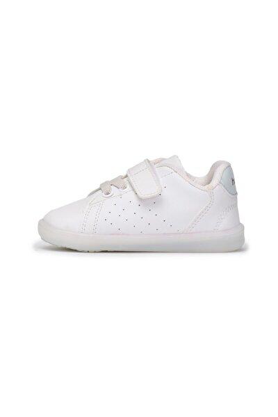 Unisex Çocuk Beyaz Taegu Jr Sneaker Spor Ayakkabı