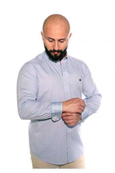 Erkek Canadian Düz Gömlek