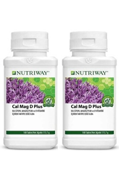 Calcium Magnesium D Plus Nutriway™ 180 Tablet