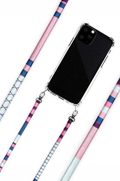 El Yapımı Iphone 11 Kılıflı Telefon Askısı - Laelia
