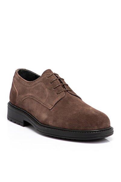 Vizon Süet Deri Erkek Ayakkabı 55015a02