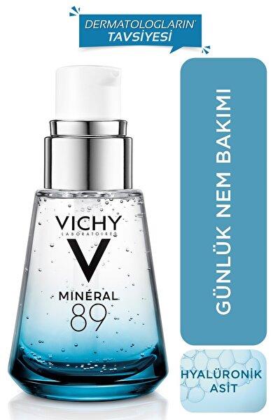 Mineral 89 Nemlendirici Cilt Serumu Hyalüronik Asit ve Termal Su Cilde Güç ve Nem Veren Bakım 30 ml