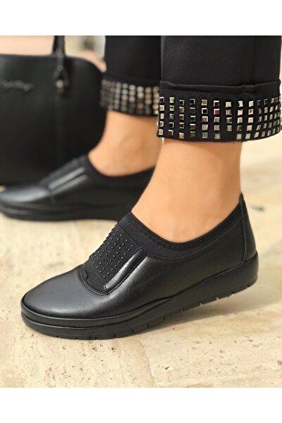 Topuk Jelli Ortopedik Kadın Ayakkabısı