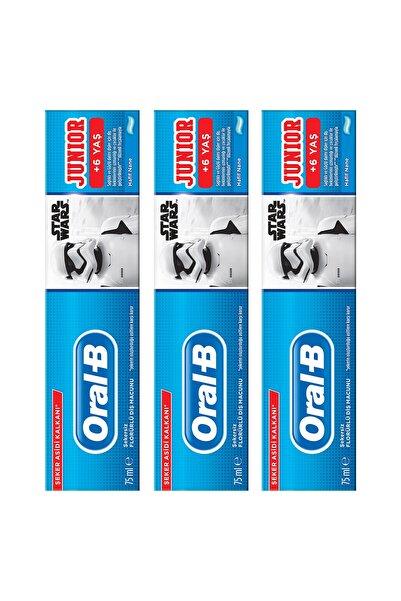 Çocuk Diş Macunu Star Wars 225 ml (75*3)