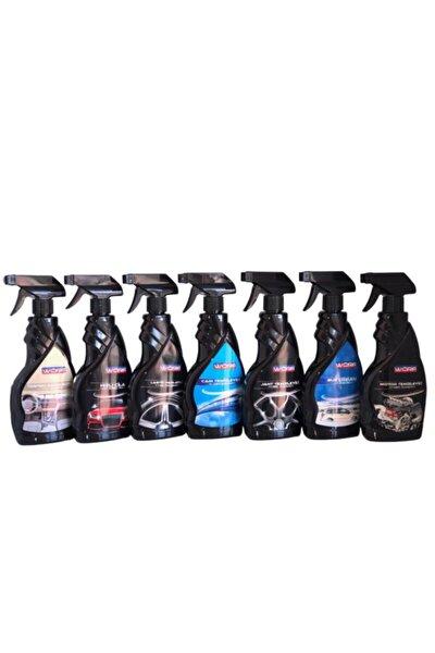 7 Ürün Birarada Temizleme&bakım Seti