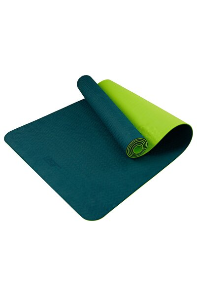 Deep Blue Yoga Mat