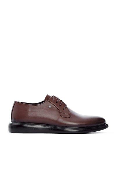 Erkek Kahverengi Deri Ayakkabı 682 033