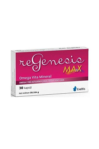 Max Omega 3 28 Mg 30 Kapsül