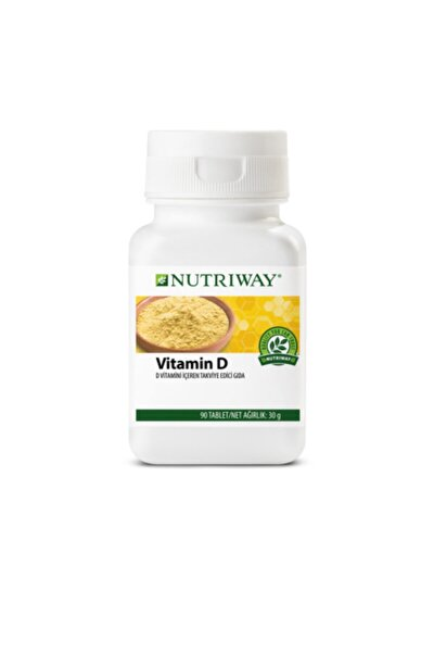 Vitamin D - Nutrıway 90 Tablet