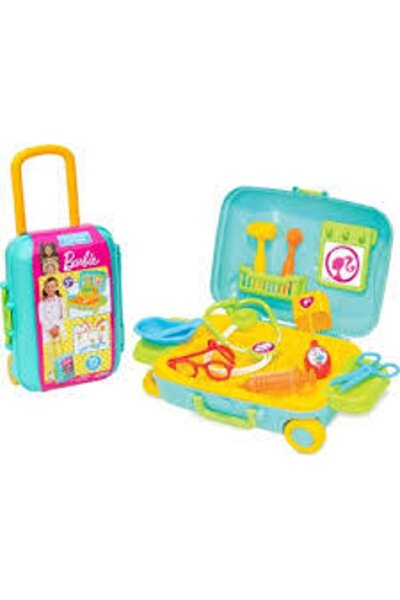 Barbie Doktor Set Bavulum