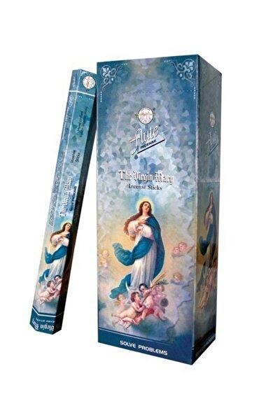Flute Incense Sticks The Virgin Mary 20 Adet Çubuk Tütsü