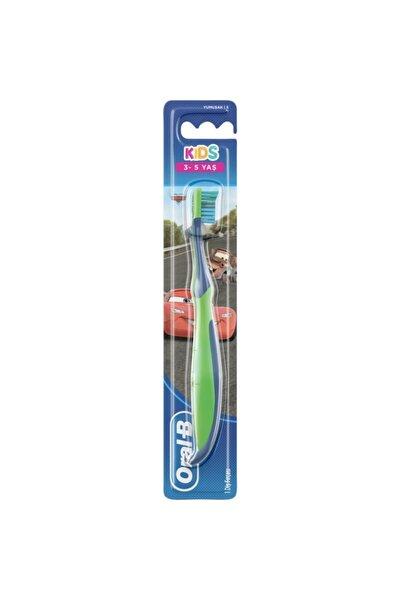 Kids Car Erkek Çocuk Diş Fırçası 3-5 Yaş Soft