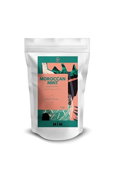 Moroccon Mint Tea - Naneli Fas Çayı 100gr