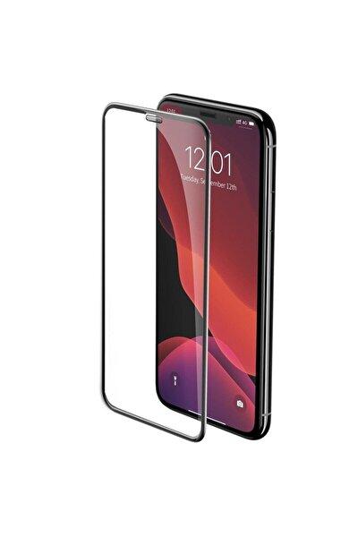 Iphone 11 Pro Max Tam Kaplayan Kırılmaz Cam Koruyucu 5d 9d