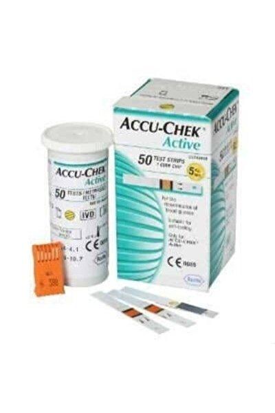 Roche Accu-check Active 50 Adet Şeker Ölçüm Çubuğu