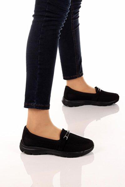 Kadın Günlük Rahat Eva Ortopedik Taban Spor Ayakkabı Sneaker Soby11020027