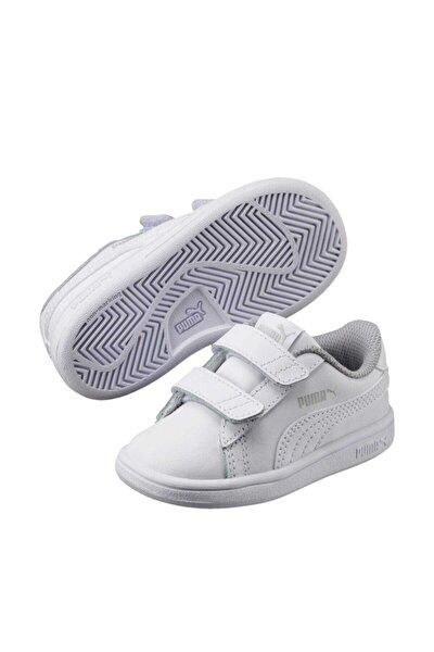 SMASH V2 L V PS Beyaz Unisex Çocuk Sneaker Ayakkabı 100414630