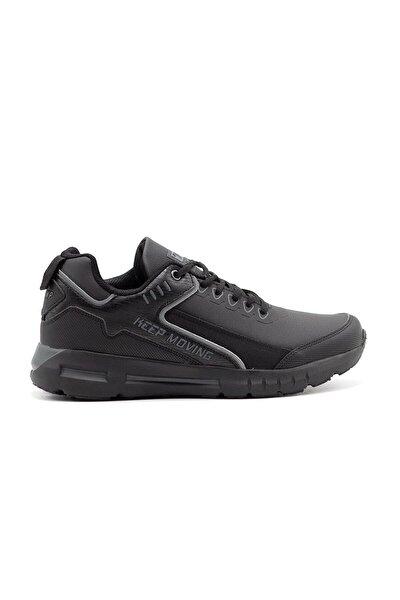 25520 Ayakkabı Siyah-gri