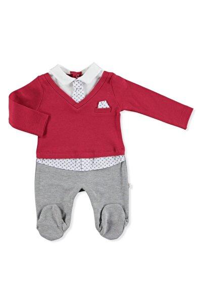 Bebek Kravatlı Patikli Tulum