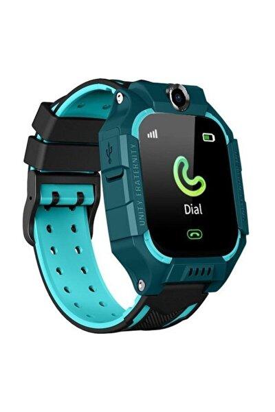 Bell Q500/2019 Sim Kartlı Akıllı Çocuk Saati - Mavi