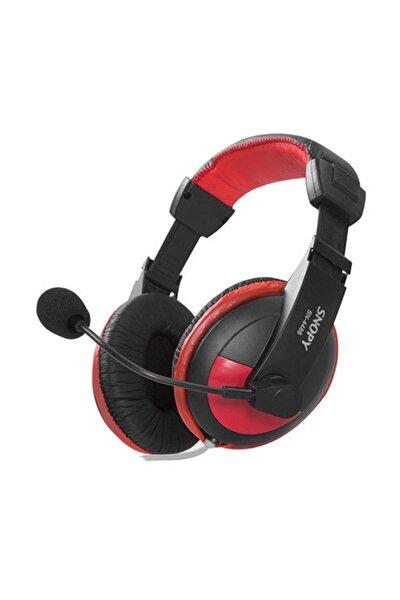 Sn-4488 Profesyonel Oyuncu Mikrofonlu Kulaklık
