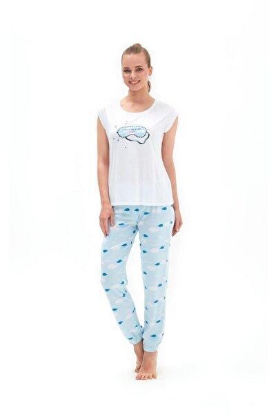 Kadın Pijama Takımı 50570