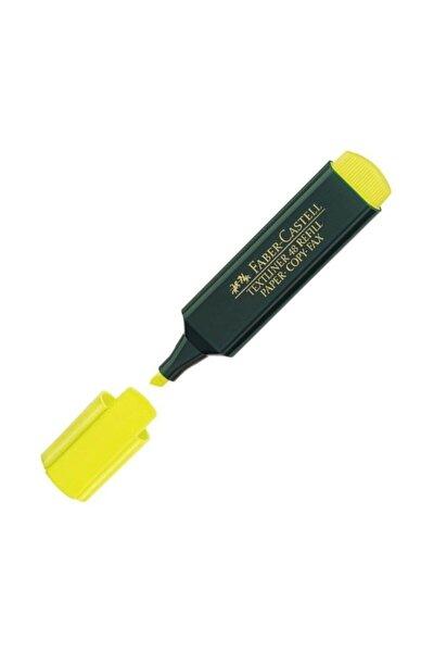 Fosforlu Kalem Sarı 10lu Paket
