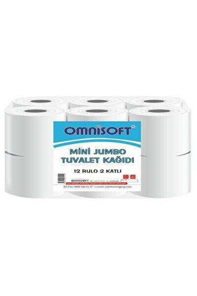 Mini Jumbo Tuvalet Kağıdı 12 Rulo