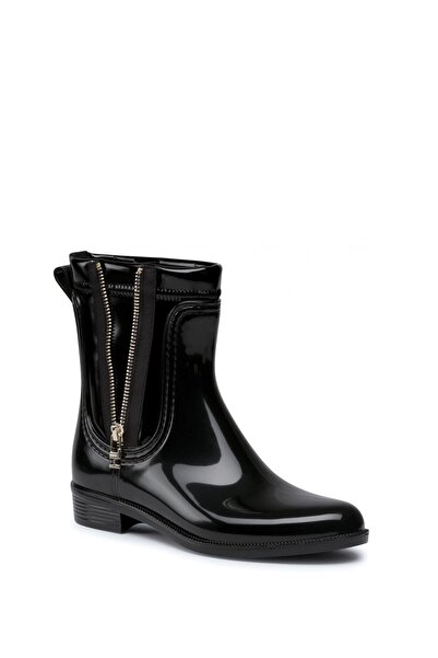 Kadın Siyah Rainboot Yağmur Botu Fw0fw05180