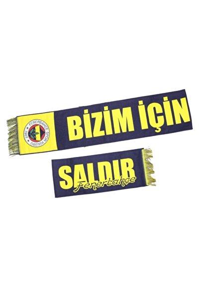 Fenerbahçe Lisanslı Atkı Unisex Dokuma