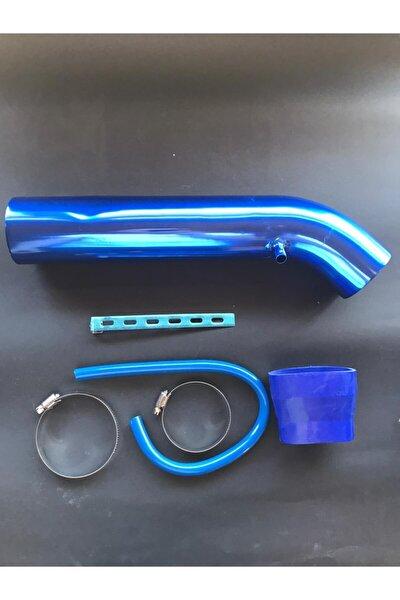 Açık Hava Filtre Borusu Mavi