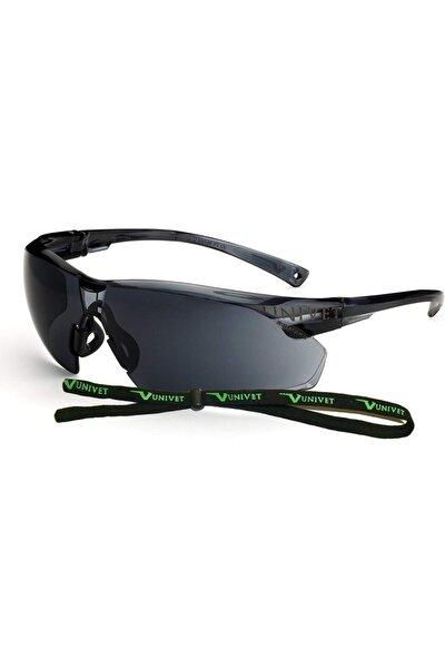 Unisex Siyah Buğulanmaz Koruyucu Gözlük + Gözlük İpi 505u.00.00.02