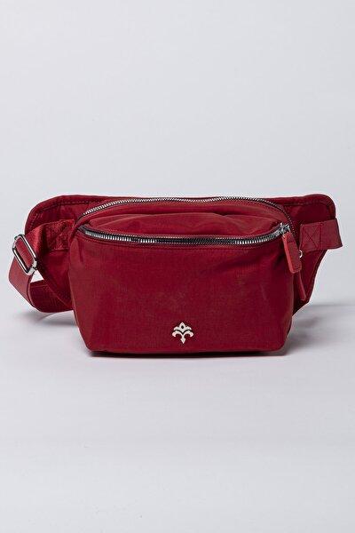 Kadın Kırmızı Bel Çantası