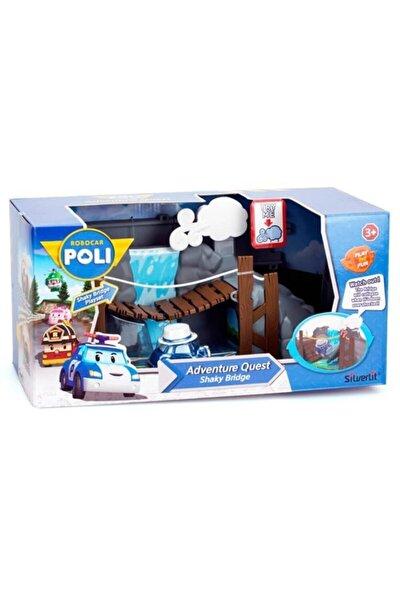 Poli Car Musty Macera Köprüsü Oyun