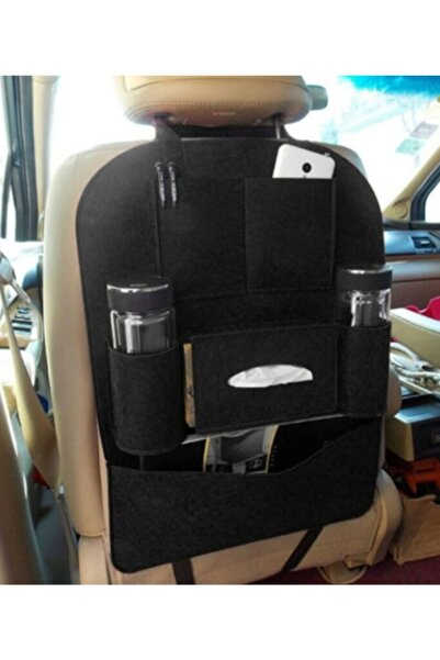 Araba Oto Araç Içi Bagaj Eşya Düzenleyici Araç Bagaj Organizer Telefon Tutucu
