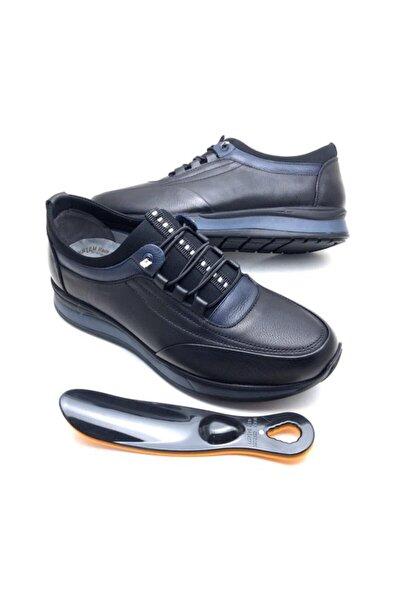 Hakiki Deri Tam Ortopedik Erkek Ayakkabı