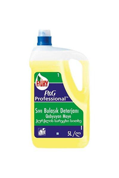 Professional 5 Lt Sıvı Bulaşık Deterjanı