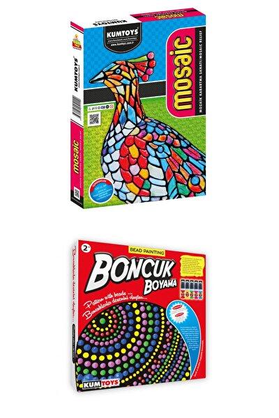 Jel Mosaic 20*30 Ve Boncuk Boyama