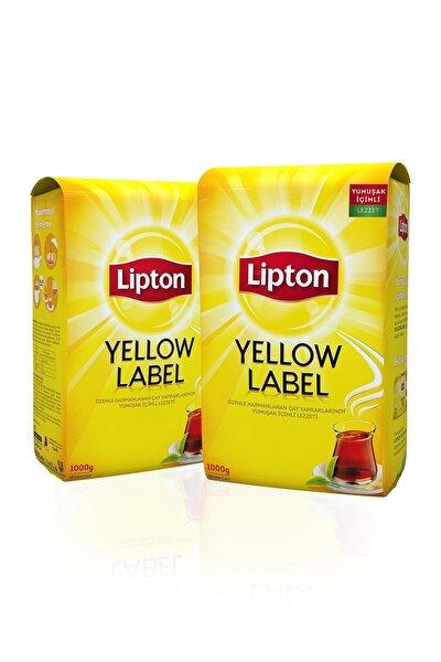 Yellow Label Dökme Çay 1000 gr X 2 Adet