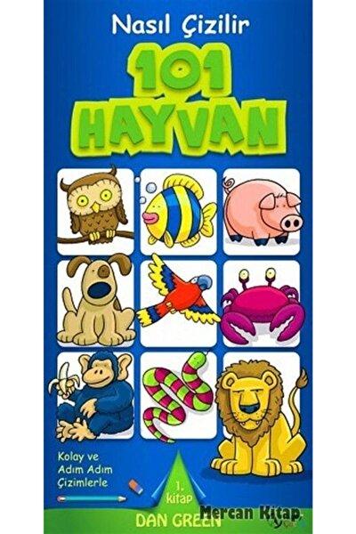 101 Hayvan Nasıl Çizilir 1. Kitap