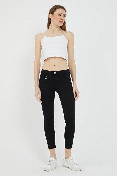 Kadın Carbon Black Pamela Premıum Serıes Denım Jeans