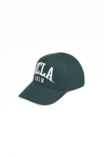 Unisex Yeşil Baseball Cap Ballard Şapka