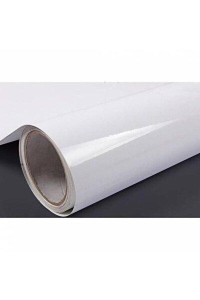 Beyaz Folyo Parlak 60 Cm X 5 Metre