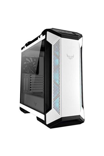 Tuf Gaming Gt501 White Edition Rgb Temperli Cam Mid Tower Atx Bilgisayar Kasası